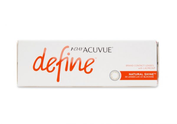 1 Day Acuvue Define Natural Shine-30 Pack
