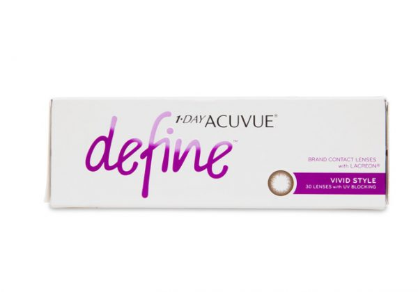 1 Day Acuvue Define Vivid Style- 30 Pack
