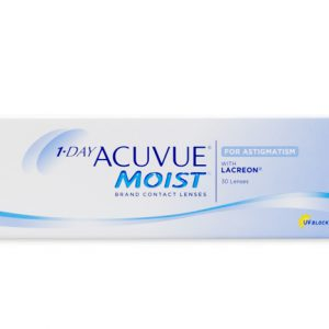 1 Day Acuvue Moist For Astigmatism- 30 Pack