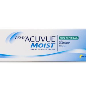 1 Day Acuvue Moist Multifocal- 30 Pack