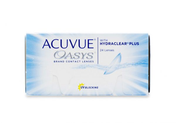 Acuvue Oasys- 24 Pack