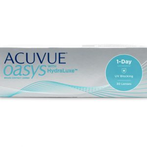 Acuvue Oasys 1Day 30 Pack HydraLuxe