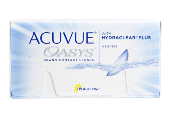 Acuvue Oasys- 6pk